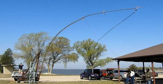 parks on the air antenna