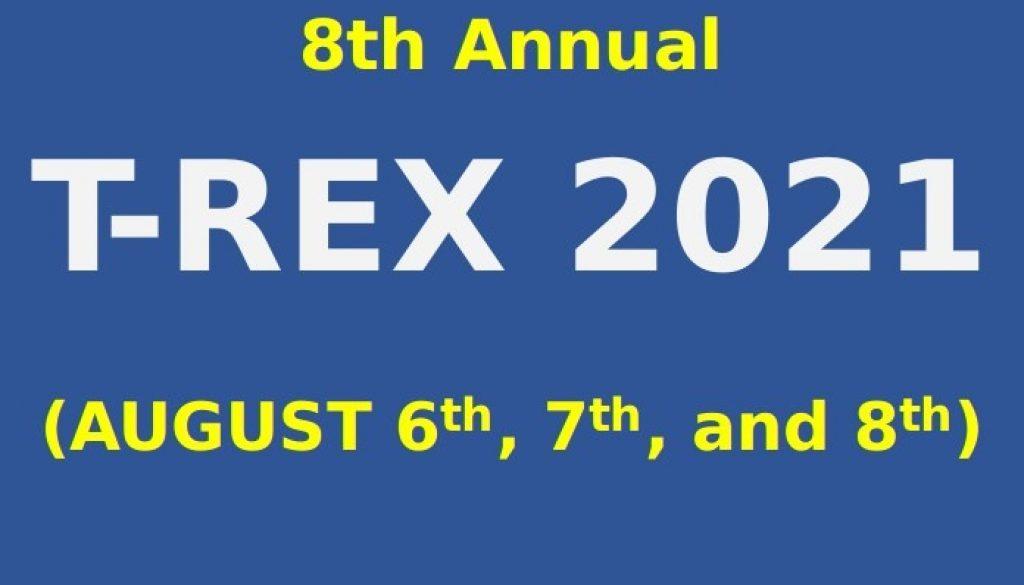 T-REX 2021
